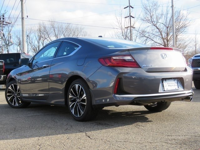 Certified Pre-Owned 2017 Honda Accord Coupe EX-L