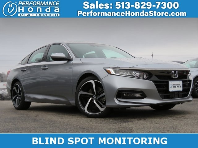 New 2019 Honda Accord Sedan Sport 2.0T