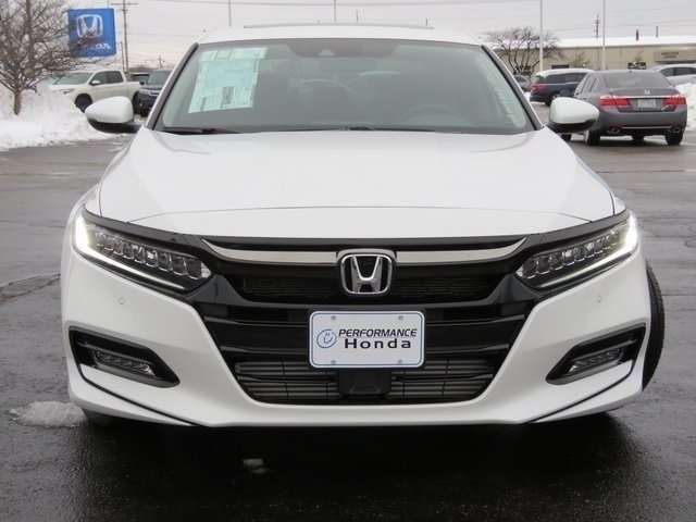 New 2019 Honda Accord Sedan Touring 2.0T