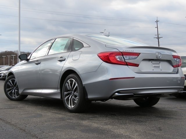 New 2020 Honda Accord Hybrid Hybrid