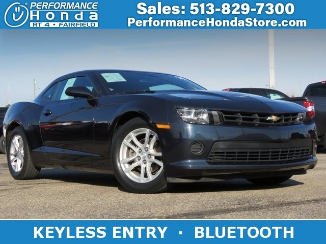 Pre-Owned 2014 Chevrolet Camaro LS