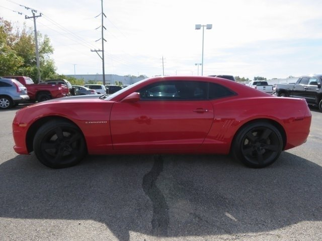 Pre-Owned 2010 Chevrolet Camaro 1SS