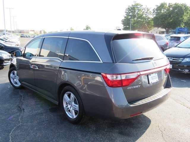 Pre-Owned 2011 Honda Odyssey Touring Elite