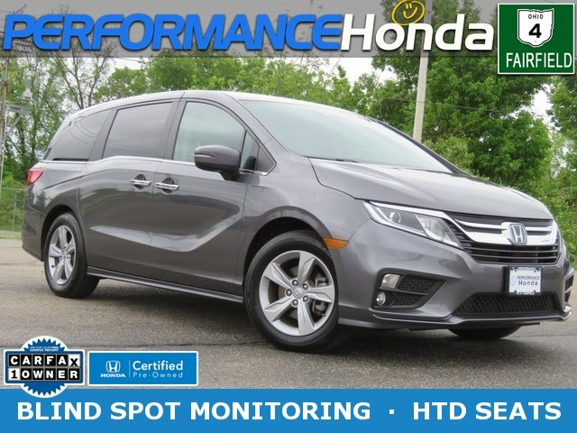Certified Pre Owned 2018 Honda Odyssey Ex