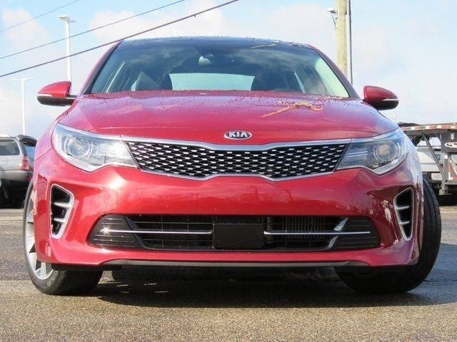 Pre-Owned 2016 Kia Optima SX Turbo