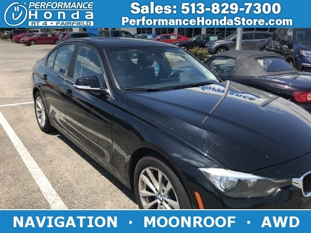 Used 2016 Bmw 3 Series 320i Xdrive Awd 4dr Car