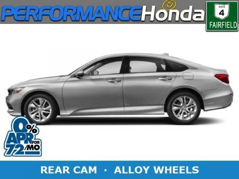 New 2019 Honda Accord Sedan LX 1 5T FWD 4dr Car