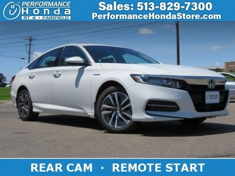 New 2019 Honda Accord Hybrid Hybrid