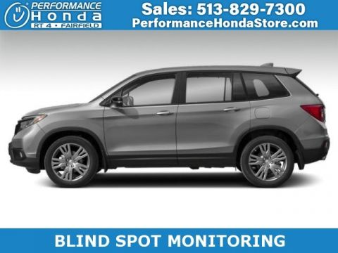 New 2019 Honda Passport EX-L
